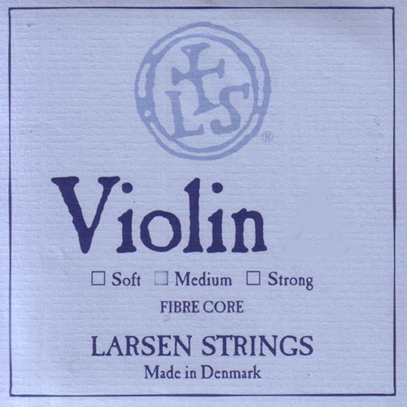 Image of Larsen Violin Strings, Set