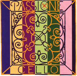 Pirastro Passione Cello String, D