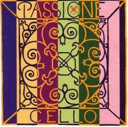 Pirastro Passione Cello Strings, SET