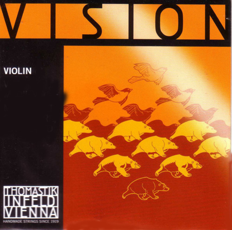 Image of Thomastik Vision Violin Strings, SET