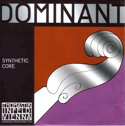 Dominant Viola String, D Silver