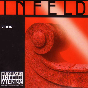 Infeld Red Violin String, D