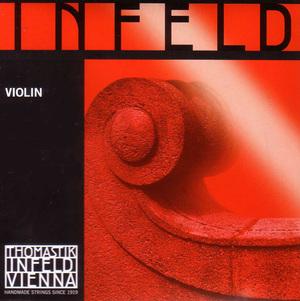 Infeld Red Violin String, D