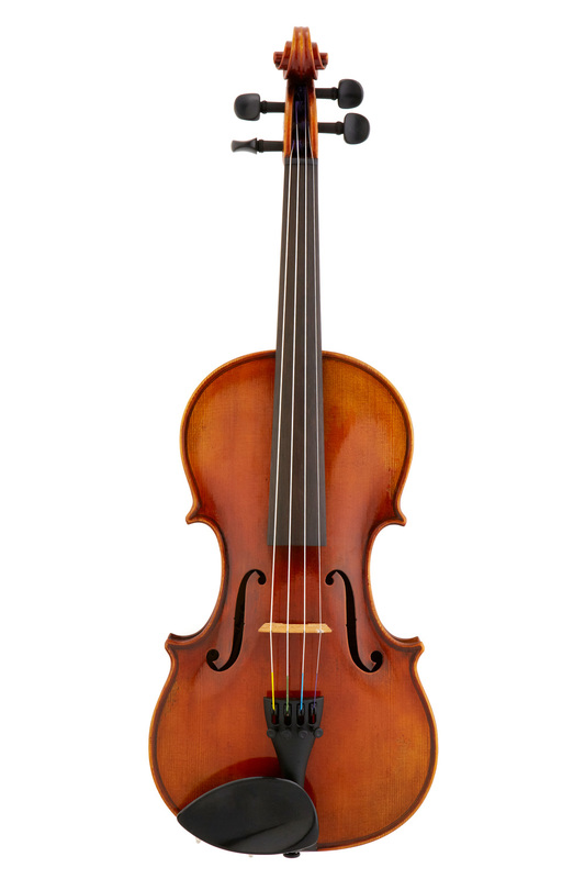 Image of Antique Stradivari Model Violin by Heritage Music Co.