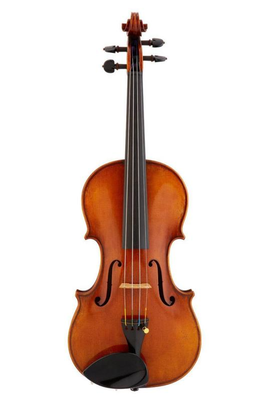 Image of 'European' Stradivari Model Violin by Heritage Music Co.
