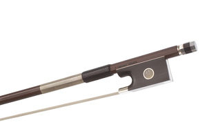 'Special Edition' Silver Mounted Violin Bow by C. Chagas, Brazil