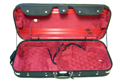 Double Violin Case by Hidersine