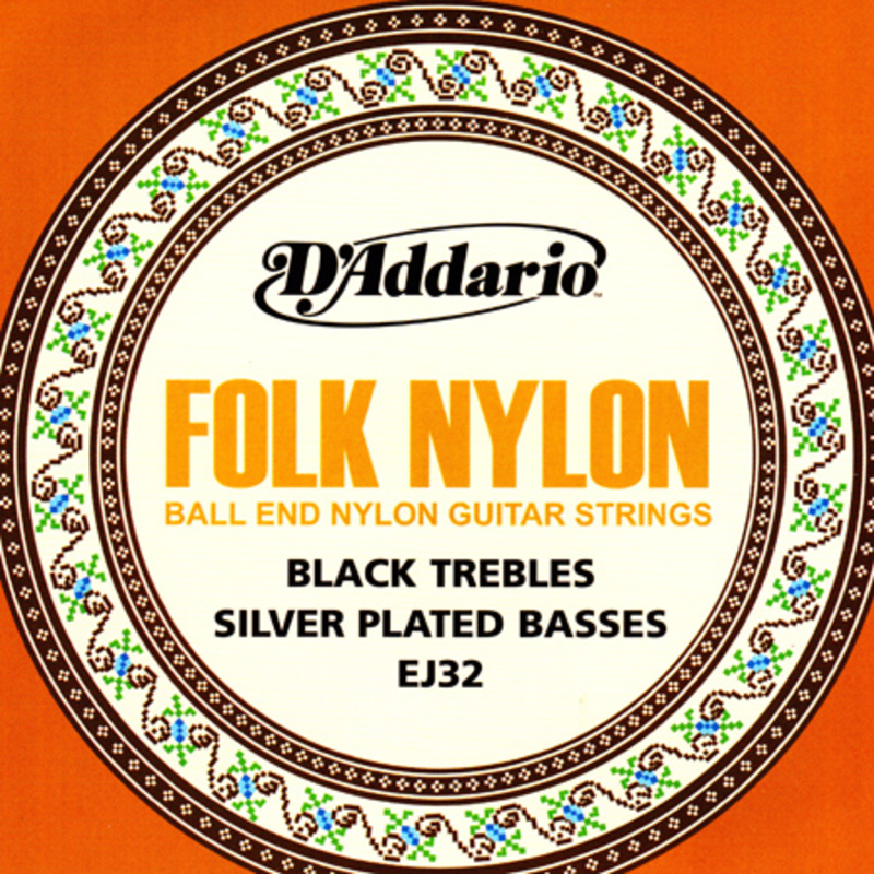 Image of D'Addario Folk Guitar Strings