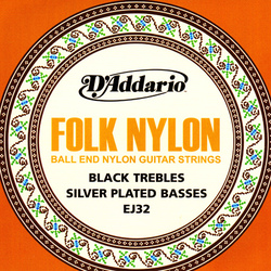 D'Addario Folk Guitar Strings