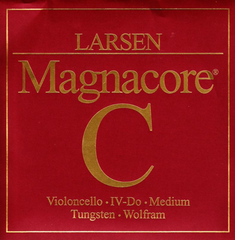 Image of Larsen Magnacore Cello String, C