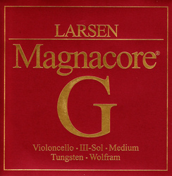 Larsen Magnacore Cello String, G