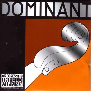Dominant Cello String, C Silver