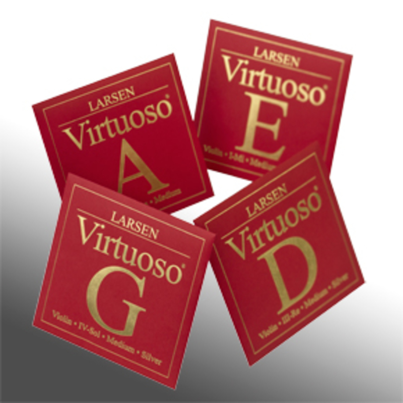 Image of Larsen Virtuoso Violin Strings, Set