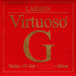 Larsen Virtuoso Violin String, G