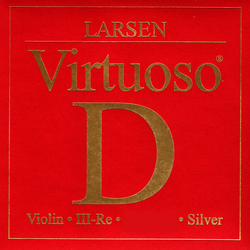 Larsen Virtuoso Violin String, D