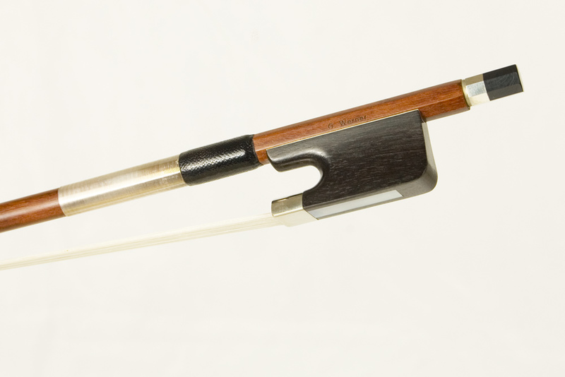 Image of Cello Bow by G. Werner, Germany