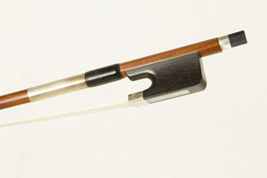 Cello Bow by G. Werner, Germany