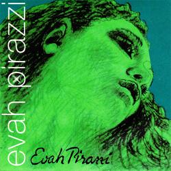 Pirastro Evah Pirazzi Violin String, E, Silvery Steel