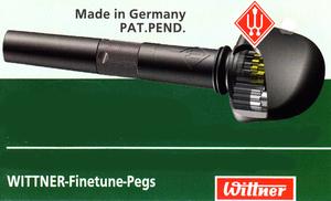 Wittner Finetune Pegs.