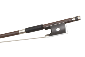 Dorfler Germany, Fully Mounted Brazilwood Violin Bow.