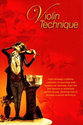 Violin Technique DVD by Faith Whiteley