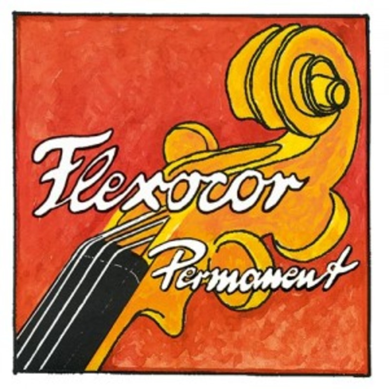Image of Pirastro Flexocor-Permanent Violin Strings, SET