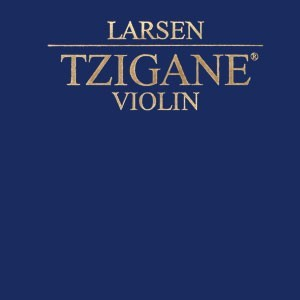 Larsen Tzigane Violin Strings, Set