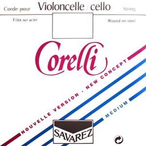 Corelli New Concept Cello String, C