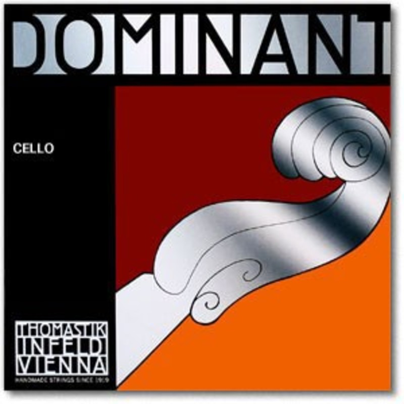 Image of Dominant Double Bass String,  A