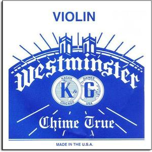Westminster violin e string l cropped
