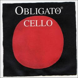 Pirastro Obligato Cello Strings, SET