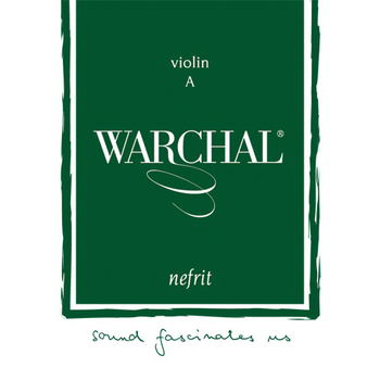 Image of Warchal Nefrit Violin Strings, Set