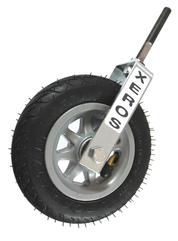 Image of  Bass Wheel with Pneumatic Tyre by Xeros
