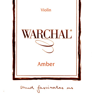 Warchal Amber Violin String, E
