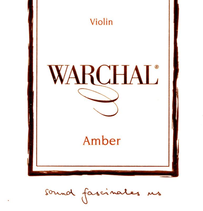 Image of Warchal Amber Violin String, G