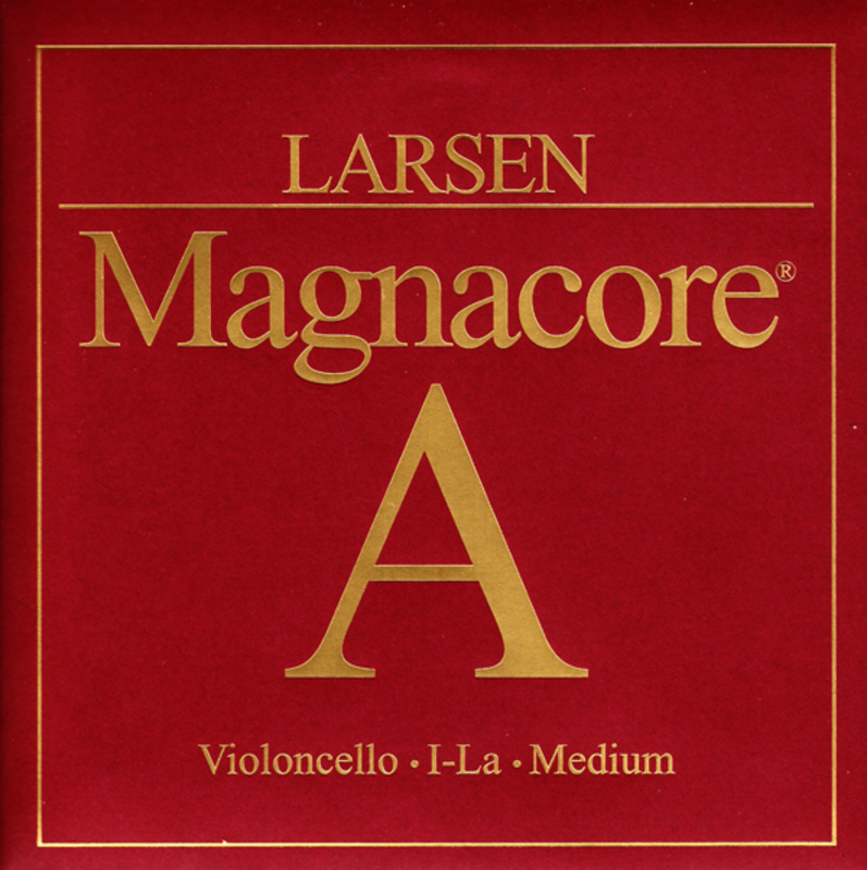 Image of Larsen Magnacore Cello String, A
