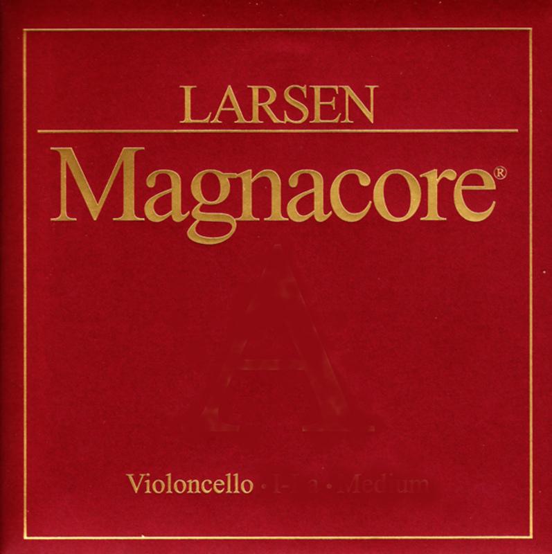 Image of Larsen Magnacore Cello Strings, Set