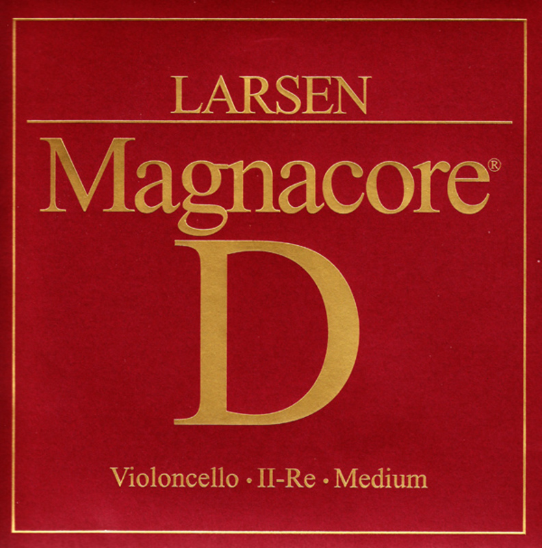 Image of Larsen Magnacore Cello String, D
