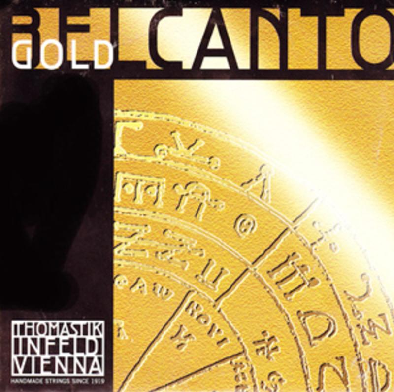 Image of Thomastik Belcanto GOLD Cello String, A