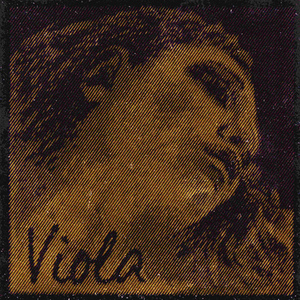 Pirastro Evah Pirazzi Gold Viola String, D