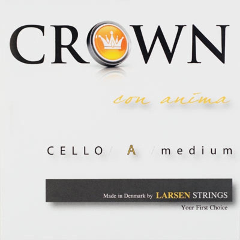 Image of Larsen Crown Cello String, A