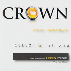 Larsen Crown Cello String, G