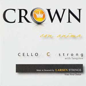 Larsen Crown Cello String, C