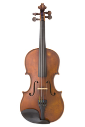 Violin by George Buckman, Dover, 1919