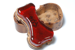 Violin Shaped Rosin by Thorvaldsson, France