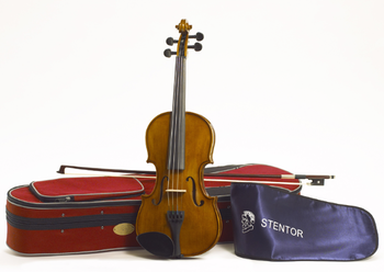 Image of Stentor Student II Violin Outfit