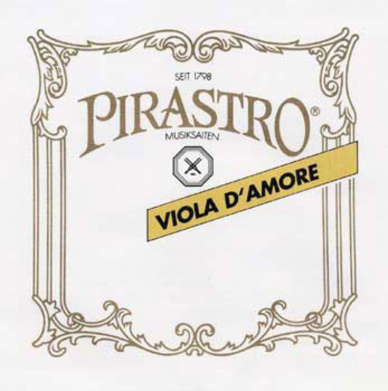 Image of Pirastro Viola D'Amore (Sympathetic strings)
