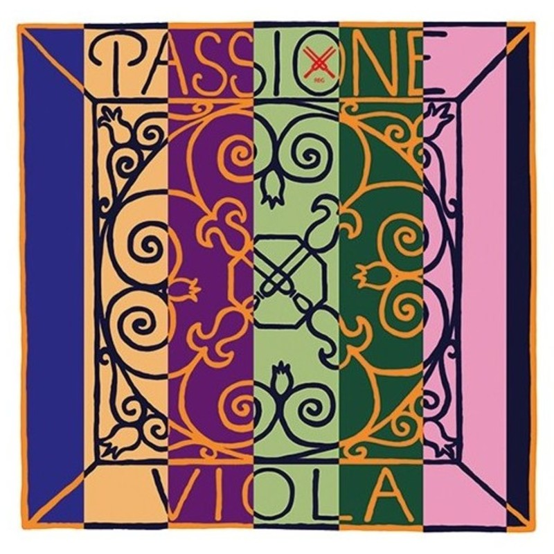 Image of Pirastro Passione Viola String, A Steel
