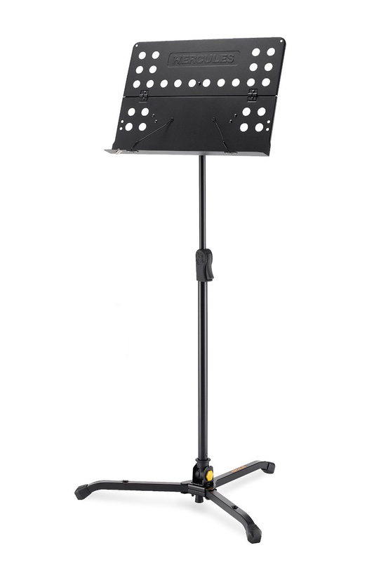 Image of Hercules Orchestra Folding Desk Music Stand
