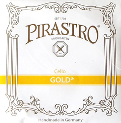 Pirastro Gold Cello Strings, SET
